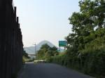 近江富士、三上山