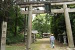 伊勢落の鎮守寿泉神社