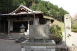 八坂神社隣の千光寺。川枯寺