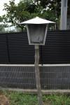 八坂前地区の大山灯籠