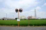 大田地区の大山灯籠