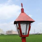 大田の大山灯籠