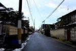 小野。落ち着いた街並み