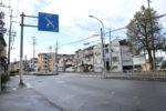 川合橋で新奈良街道に合流