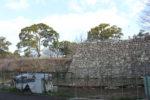淀城の石垣