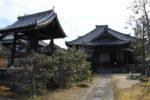 妙教寺。古淀城跡