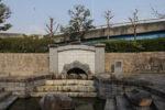 枚方市 合同樋門跡