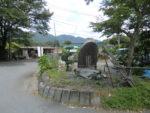 道志川集落 鮎供養塔