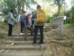 兵庫島には若山牧水の碑がある
