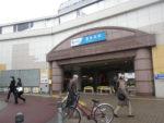 小田急線喜多見駅