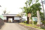 玉泉寺の隣の専精寺