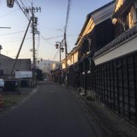 垂井宿 中山道