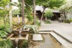 高屋稲荷神社の自噴井戸