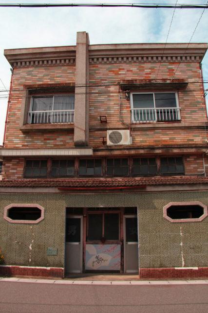墨俣宿にあるレトロな建物は元さくら湯さんの建物。
