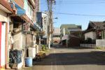 岐阜駅南側の浴場街