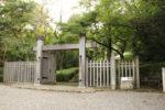 岐阜城の信長御殿跡