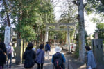狛江の鎮守、伊豆美神社