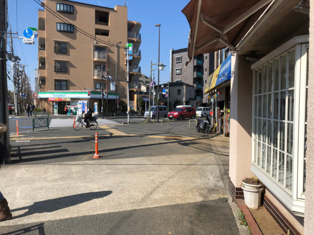 狛江三叉路 画像