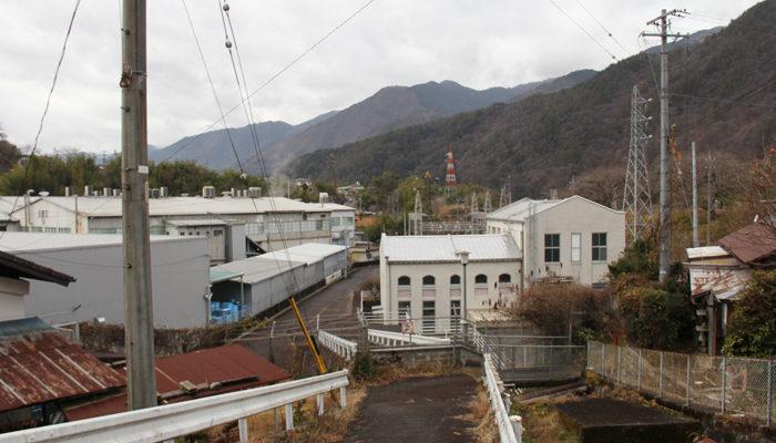 関西電力橋場発電所