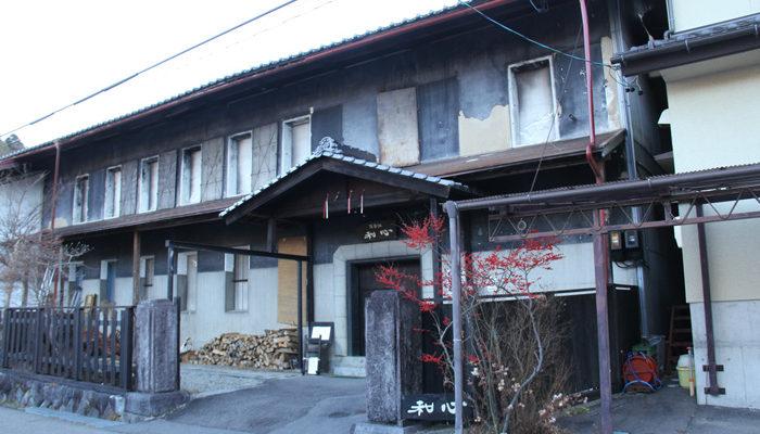 菓子処「和心」(上松宿)