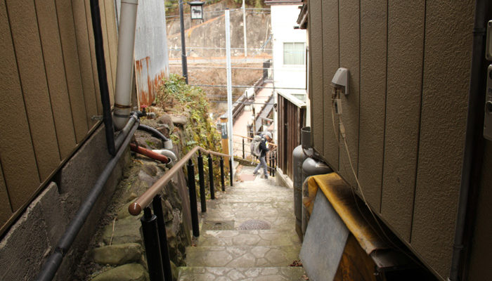 福島宿 上の段地区