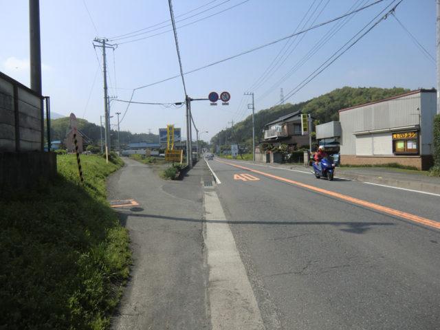 ホントに歩くR412 旧道と新道(厚木市)