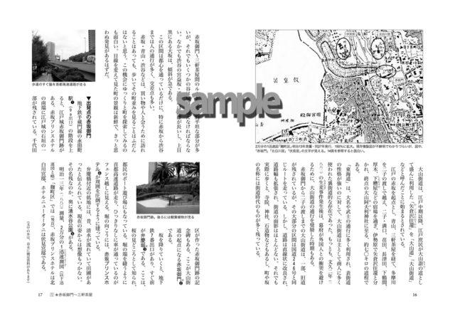 『ホントに歩く大山街道』詳しい解説本文