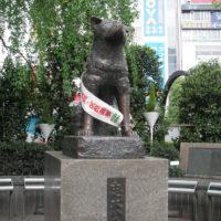 渋谷駅前 ハチ公