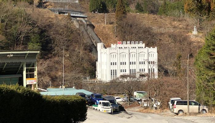 関西電力桃山発電所