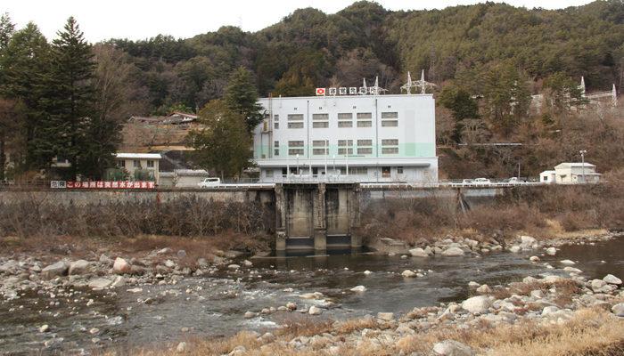 関西電力寝覚発電所