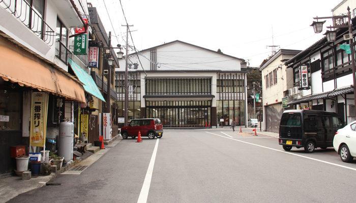 木曽町文化交流センター 福島宿本陣跡