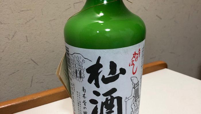 須原の西尾酒造 杣酒