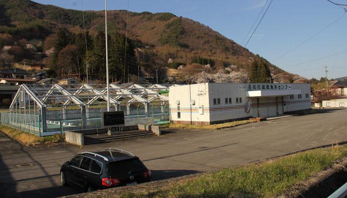 長和町和田海洋センターはプール