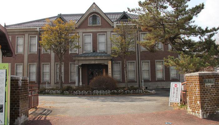旧山一製糸事務所